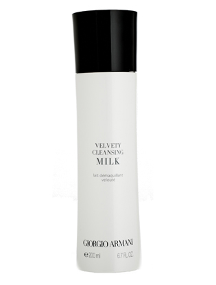 Purifying milk Velvety Cleansing Milk, Giorgio Armani