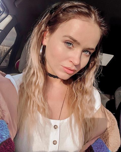 Звезда «Физрука» Полина Гренц впервые показала своего бойфренда: фото