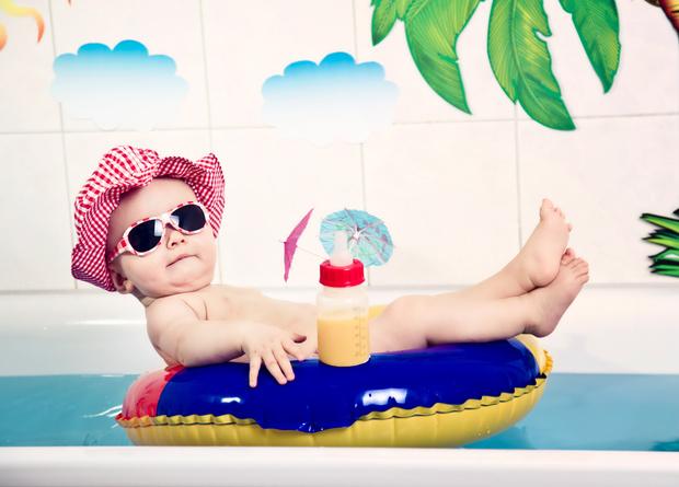Фото №3 - Что делать, если ребенок не любит мыть голову