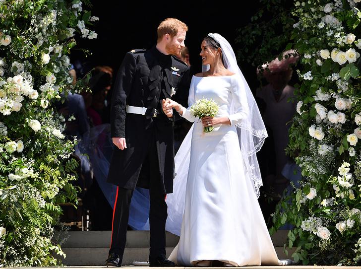Фото №1 - Факты о свадьбе принца Гарри и Меган Маркл, которые войдут в историю