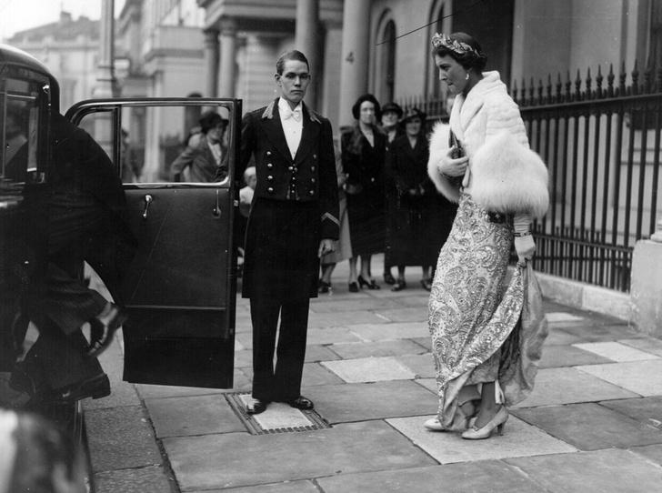 Фото №8 - Богемная принцесса: почему гардеробу Марины Кентской завидовала вся Британия