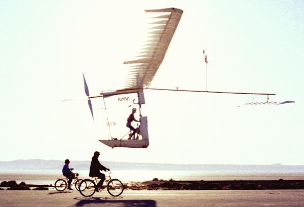 Фото №1 - Воздушные велосипедисты