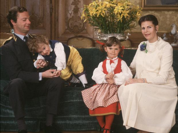 Фото №5 - Кронпринцесса Виктория: королева шведских сердец