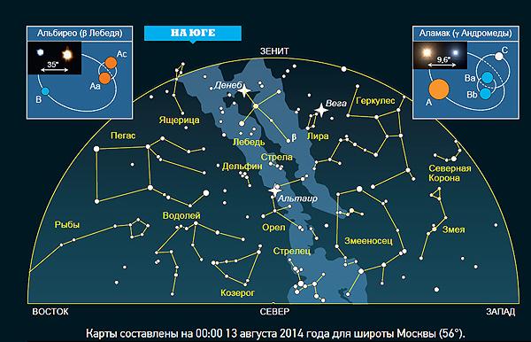 Фото №2 - Ночное небо: на что посмотреть в июле и августе