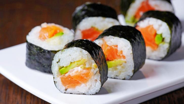 Фото №4 - Ленивые суши по-токийски: оригинальный рецепт