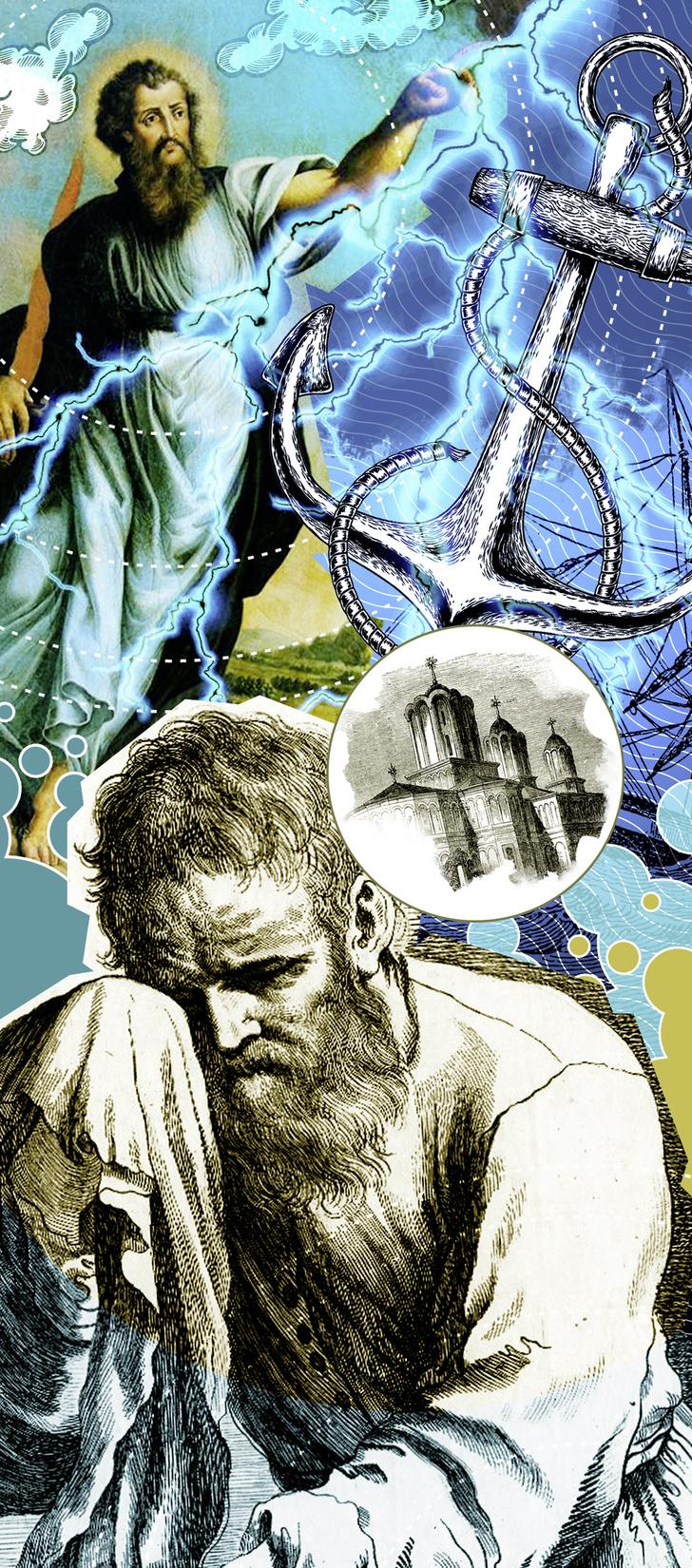 Фото №2 - Мифы народов мира: Мыс Ильи, феодосийская легенда
