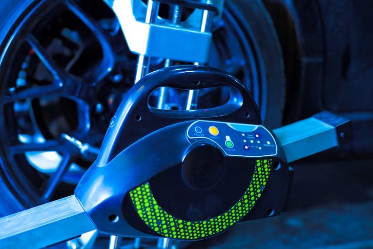 Фото №5 - Автомобильные диски XXI века: технологии и интересные факты