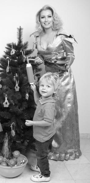 Фото №3 - Лена Ленина впервые показывает сына и рассказывает о нем