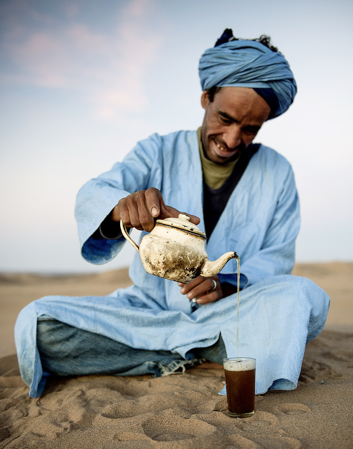 Фото №4 - Дети пустыни: кровные связи пустынников-берберов