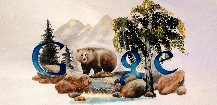 Фото №23 - «Дудл для Google — 2015»: 30 лучших рисунков