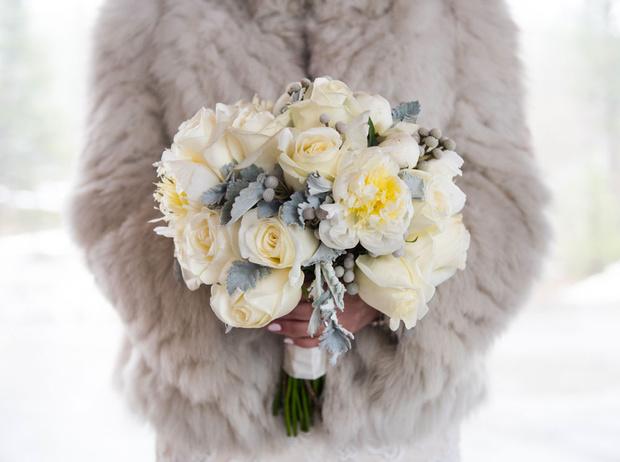 Фото №1 - 7 причин отметить свадьбу зимой