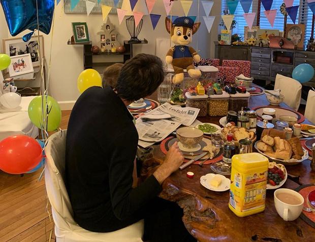 Фото №10 - Чем завтракают дети Пугачевой, Бони и других звезд: фото