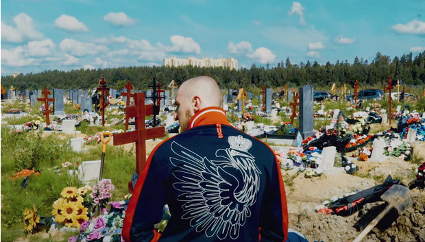 Фото №1 - «Могильный беспредел»: в Новосибирске прошел чемпионат по копанию могил