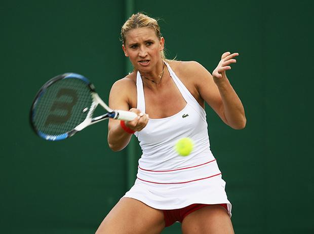 Фото №7 - Хулиганы Уимблдона: кто из теннисистов (и как) нарушал «белый» дресс-код турнира