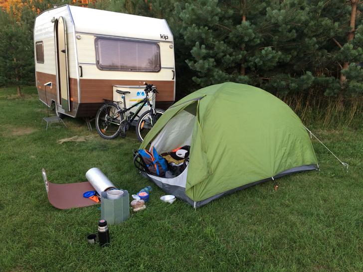 Фото №12 - Крути педали: как я проехала на велосипеде через всю Европу