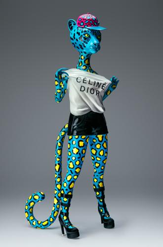 Фото №16 - ЦУМ устроит аукцион «леопардов» для помощи детям