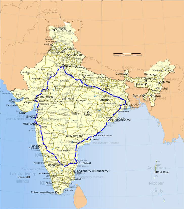 Фото №14 - Пересекая континенты: 8 самых длинных автодорог на планете