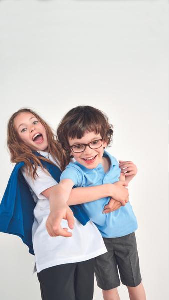 Фото №1 - В отличной форме! Одеваем ребенка к новому учебному году