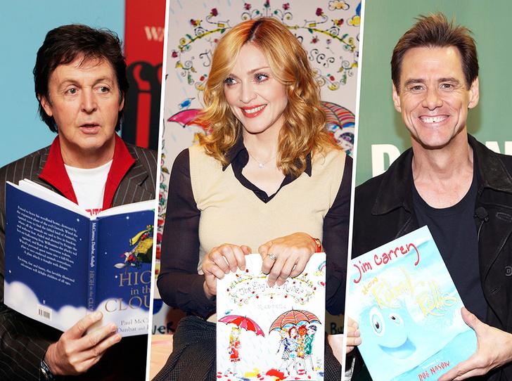 Фото №1 - Детские книги от знаменитостей, которые должен прочитать каждый ребенок