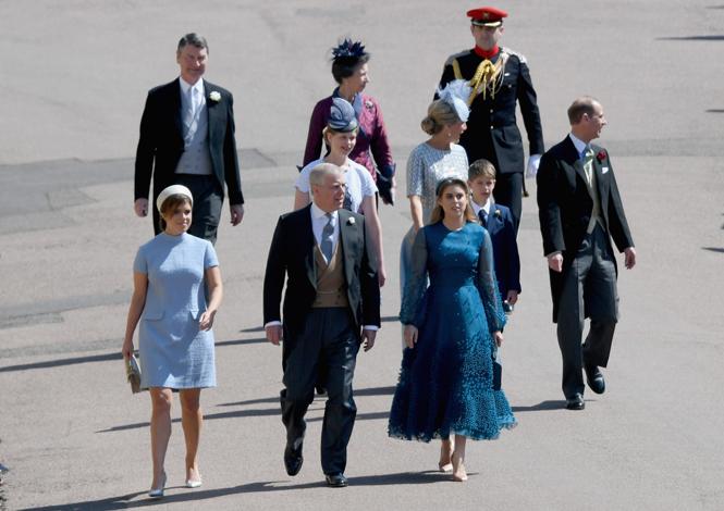 Фото №37 - Свадьба Меган Маркл и принца Гарри: как это было (видео, фото, комментарии)