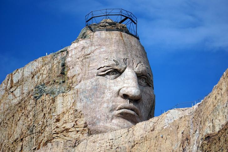 Фото №4 - К ним не зарастет: самые большие статуи в мире и зачем их поставили