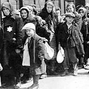 Фото №1 - В память о Холокосте