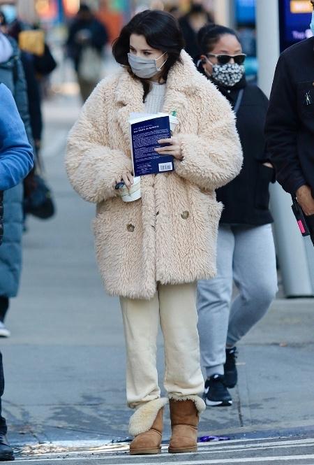 Селена Гомес в Нью-Йорке