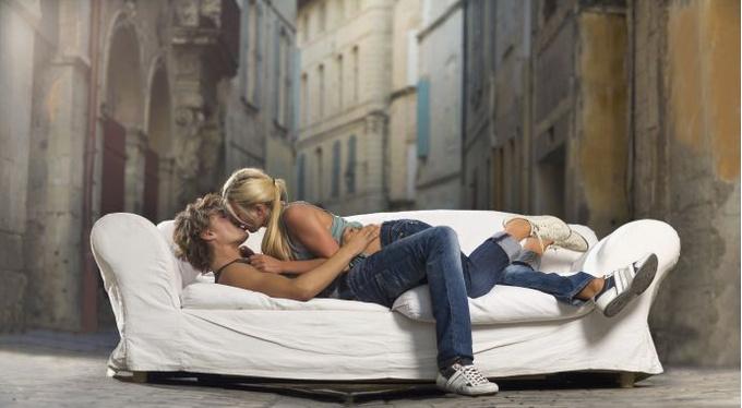 Секс «по-быстрому» полезен для отношений