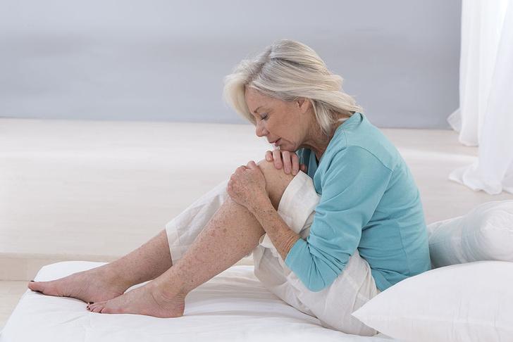Фото №1 - О чем предупреждает синдром беспокойных ног