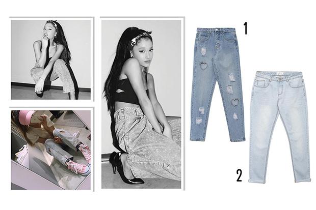 Фото №3 - Разбираем гардероб Арианы Гранде