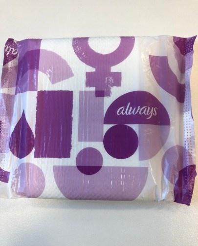 Фото №2 - Накладка с прокладкой: как трансгендеры пытаются менять средства женской гигиены