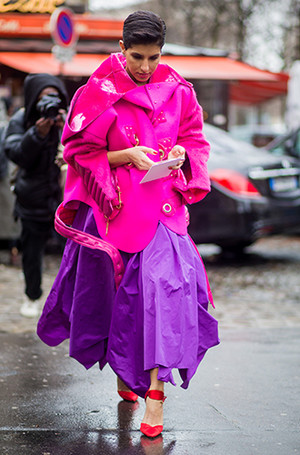 Фото №12 - Ее Высочество Дина Абдулазиз— самая модная принцесса Востока