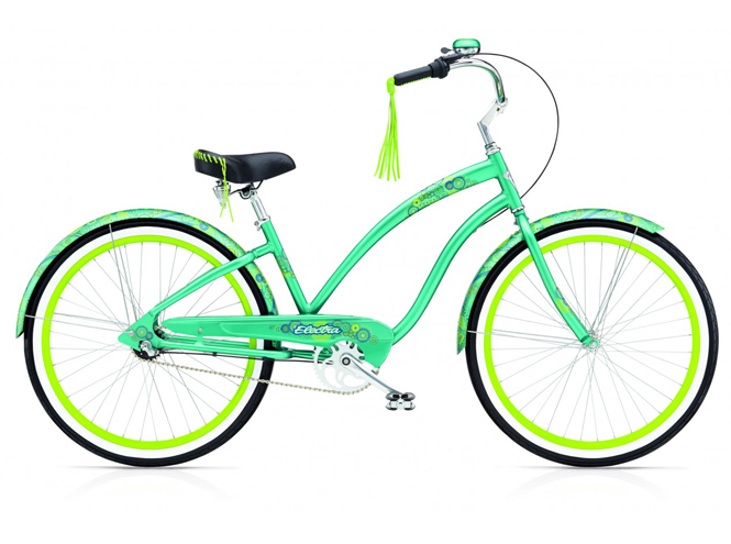 Фото №9 - Новая коллекция велосипедов Electra
