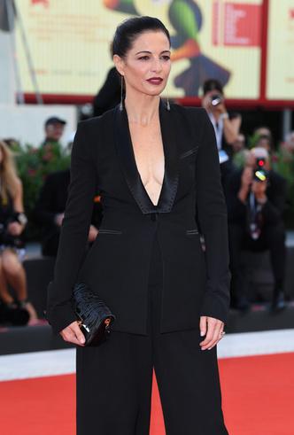 Фото №17 - Модная Венеция-2018: лучшие образы девятого дня кинофестиваля