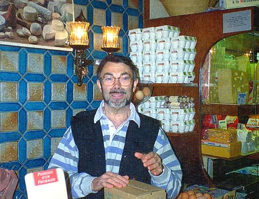 Фото №1 - Покупка сыра
