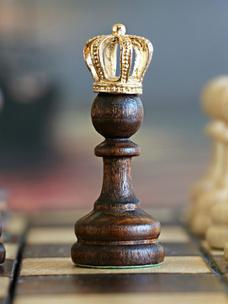 Фото №1 - Тест: Выбери шахматную фигуру, и мы опишем твое будущее тремя эмодзи