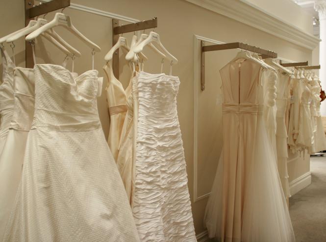 Фото №17 - Мода на белое: история традиционного наряда невесты