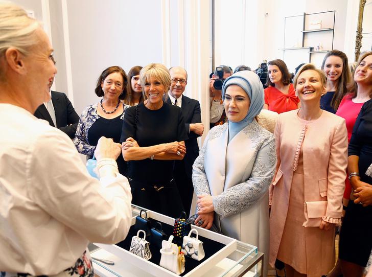Фото №3 - G7 в Брюсселе: как выглядят первые леди европейских государств