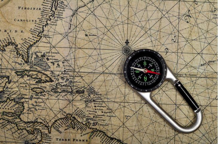 Фото №1 - От путеводной звезды до ГЛОНАСС: эволюция средств навигации