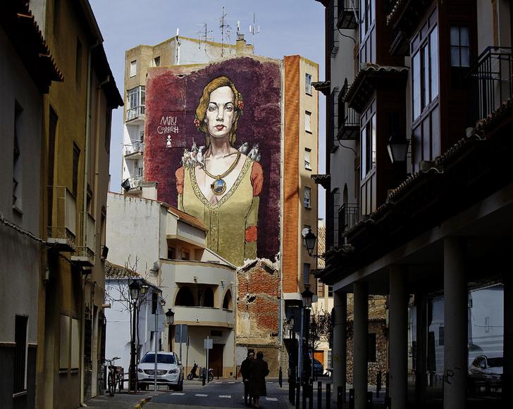 Фото №7 - Краски города: 10 знаменитых граффити
