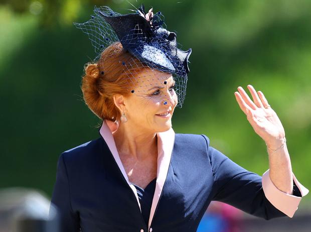 Фото №35 - Свадьба Меган Маркл и принца Гарри: как это было (видео, фото, комментарии)