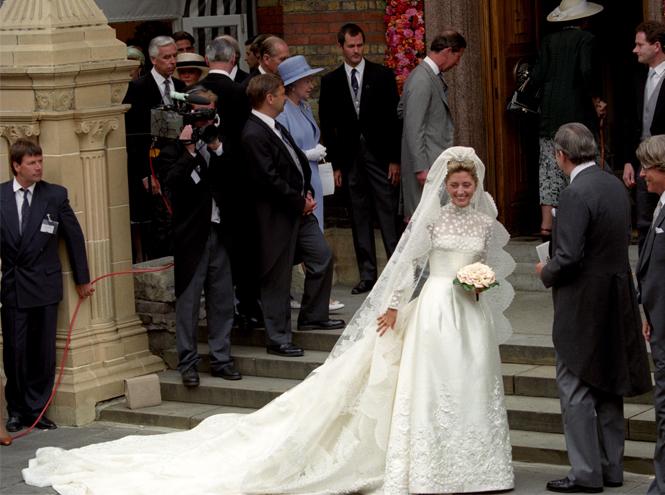 Фото №5 - Кронпринцесса Греции Мари-Шанталь рассказала о свадебном этикете