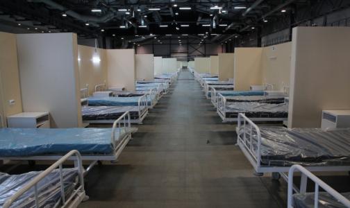 Фото №1 - Врачи из Петергофа переезжают в Ленэкспо. Николаевская больница освобождается