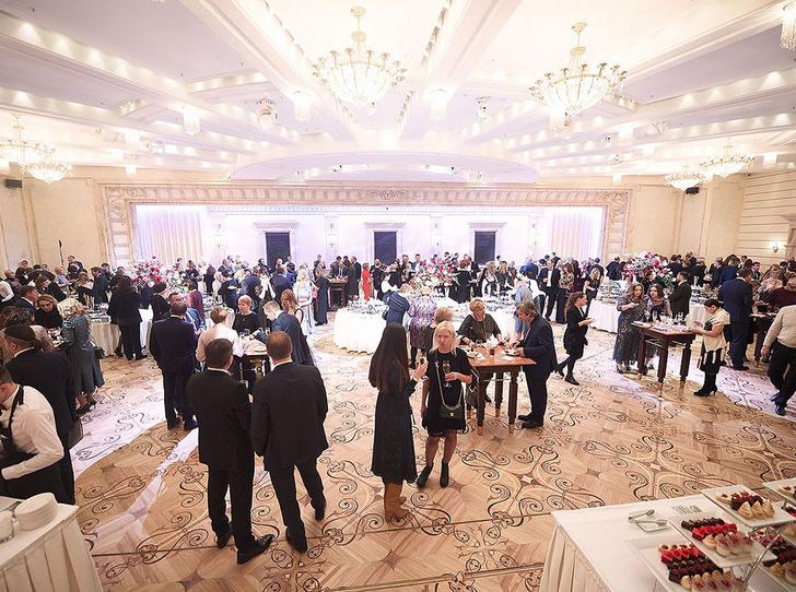 Фото №1 - «Ингосстрах Exclusive» устроил торжественный прием для клиентов по случаю Нового года в Большом театре
