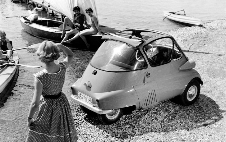 Фото №6 - Восстающий из пепла: история и современность BMW