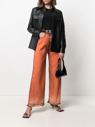 Фото №9 - Самые трендовые джинсы сезона весна-лето 2021: собрали 11 пар, которые украсят ваш гардероб
