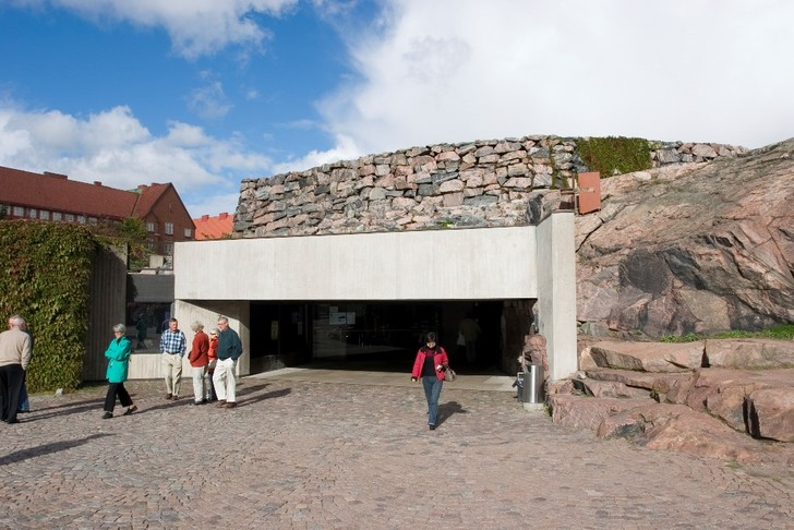 Фото №11 - Музыка камня: 7 сооружений, высеченных в скалах