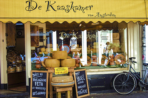 Фото №17 - 23 места, которые вы обязательно должны увидеть в Амстердаме