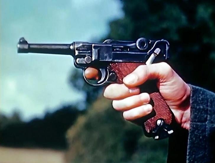 """Фото №1 - «Я дам вам """"Парабеллум""""!»— пять убойных фактов из жизни самого крутого немецкого пистолета"""
