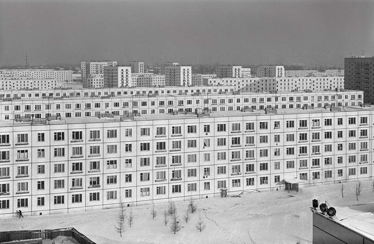 Фото №3 - Москва в объективе Наума Грановского на выставке в Галерее Люмьер